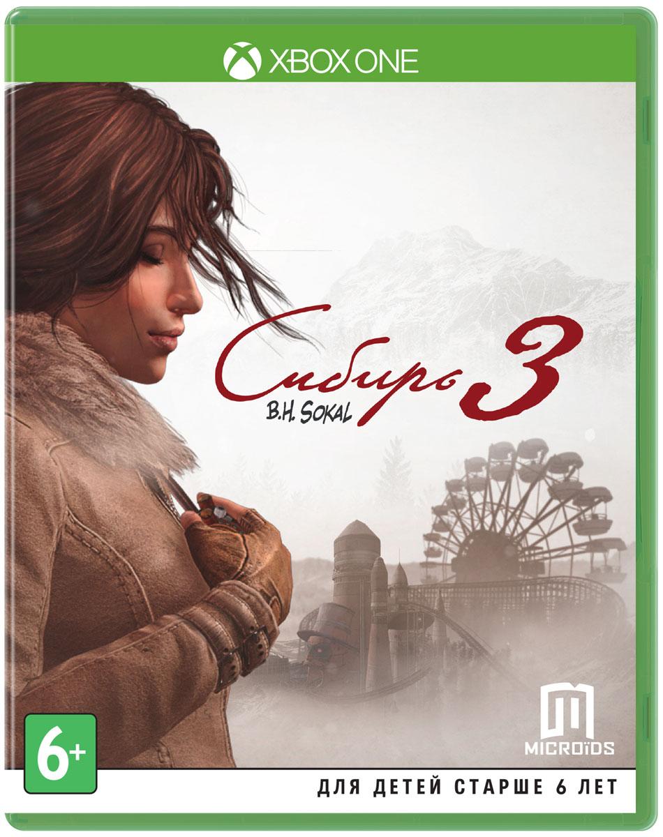 Сибирь 3 (Xbox One), Microids
