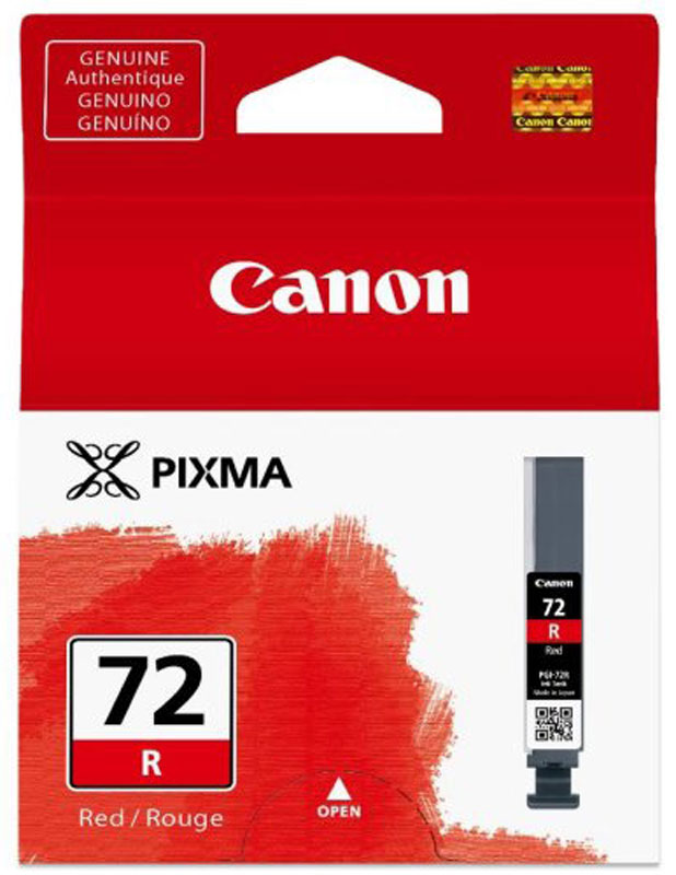Canon PGI-72R, Red картридж для Pro-10 картридж canon pgi 29 c 4873b001