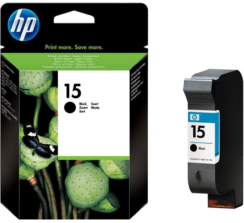 HP C6615DE (№15), Black картридж для DJ810/825/840/845/920/940/3820C6615DEВ чёрных струйных картриджах НР 15 используются фирменные пигментные чернила НР, обеспечивающие выдающееся качество печати на любой, даже обычной, бумаге.Картридж обеспечивает выдающееся качество печати на любой бумаге даже для повседневного использования. Благодаря чёткому тексту и графике документы производят впечатление профессиональной печати.