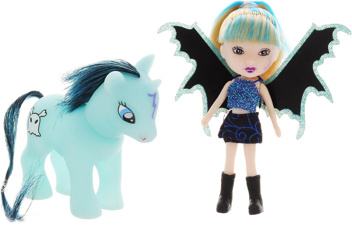 Veld-Co Игровой набор с мини-куклой Pony цвет черный голубой veld co игровой набор с куклой торговый центр