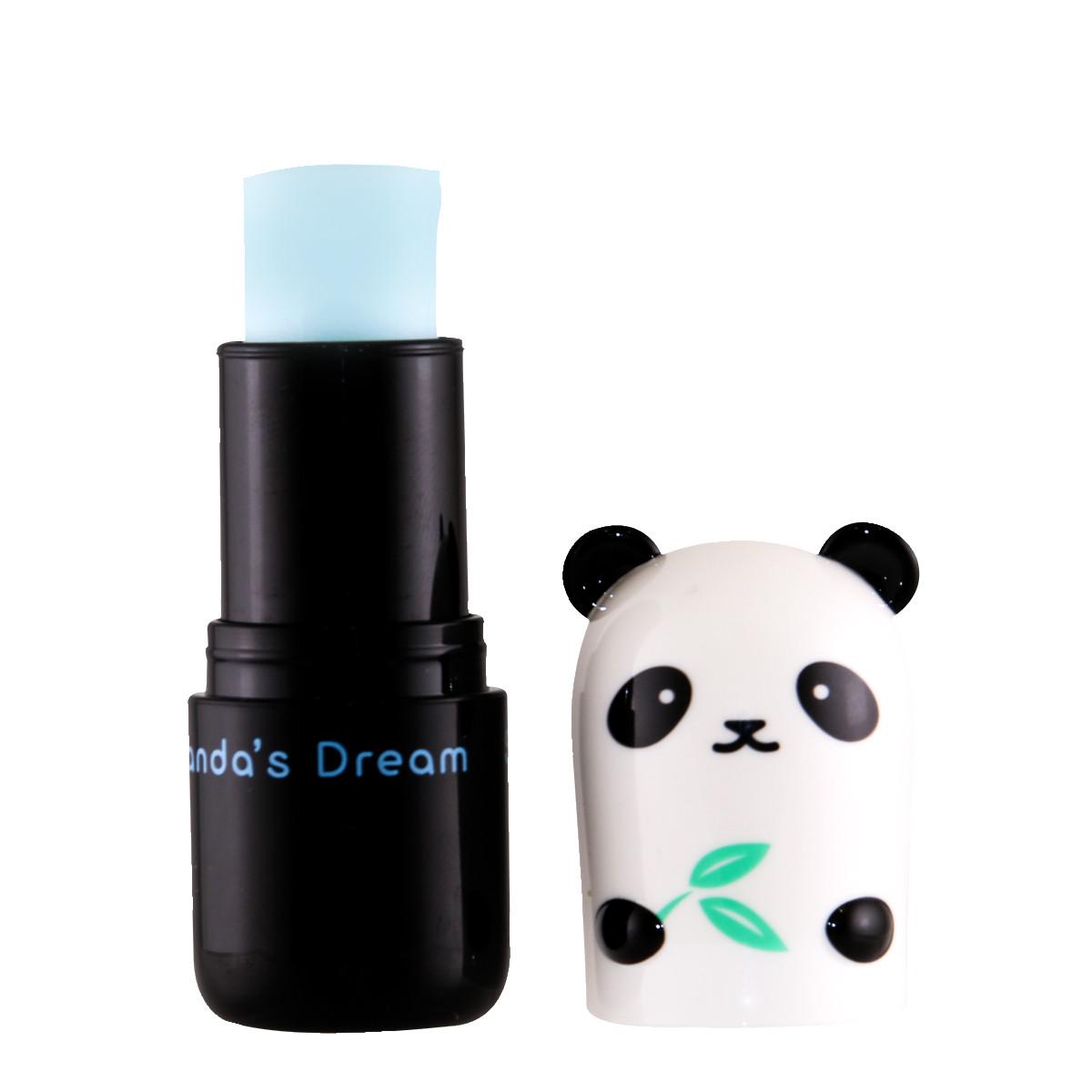 TonyMoly Охлаждающий стик для области вокруг глаз Pandas Dream So Cool Eye Stick, 9грSB05005000Охлаждающая сыворотка для области вокруг глаз в виде стика. Как и вся продукция Tony Moly имеет восхитительный дизайн, выполненный в виде милой панды. Основные компоненты: ниацинамид, галоксил, экстракт сибирского крыжовника, аденозин, ледниковая вода, морская вода. - ледниковая вода придаст коже вокруг глаз ощущение свежести и охлаждения, а подверженная сухости кожа глаз моментально увлажняется; - морская вода выводит токсины и улучшает микроциркуляцию; - ниацинамид защищает кожу от солнечных лучей и улучшает ее эластичность; - аденозин - аминокислота возвращает упругость кожи, предотвращает появление морщин; - экстракты актинидии и бамбука осветляют темные круги под глазами, возвращают молодость и нежность вашей коже. Не содержит парабенов, минерального масла, бензофенона, ГМО, триэтаноламина и т.д.