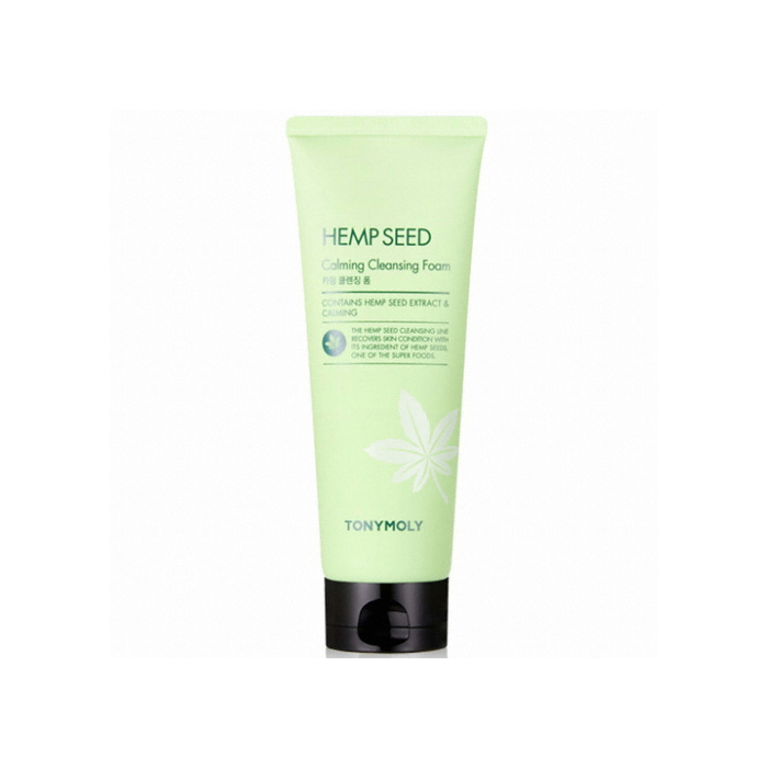 TonyMoly Пенка для лица Hemp Seed Calming Cleansing Foam, 150 мл suttons seed семена в украине