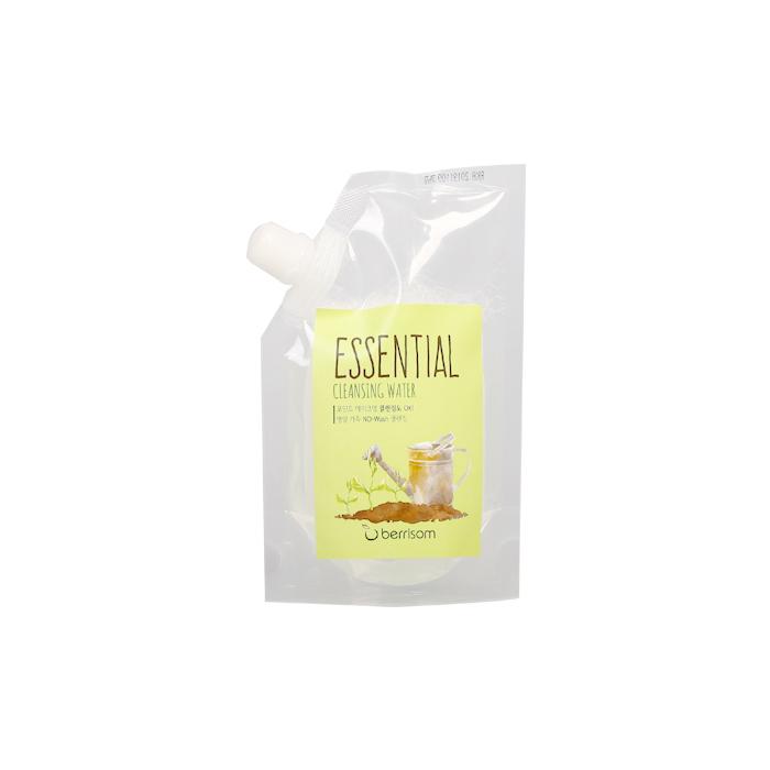 Berrisom Очищающая вода сменный блок Berrisom Essential Cleansing Water - Sprout, 150 млБР145Вода эффективно удаляет макияж и увлажняет кожу. Бережно и деликатно очищает кожу от загрязнений, удаляет омертвевшие клетки, насыщает питательными веществами. Имеет успокаивающий эффект, придает ощущение длительного комфорта и свежести. Содержит экстракт зеленого чая, камелии, экстракт листьев гингко и рокет листьев. Сужает поры и мягко удаляет загрязнения из пор. Не содержит парабенов, животных экстрактов и т.д.