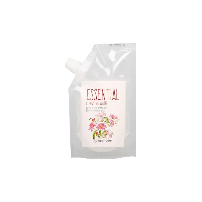 Berrisom Очищающая вода сменный блок Berrisom Essential Cleansing Water - Flower, 150 млБР147Вода эффективно удаляет макияж и увлажняет кожу. Бережно и деликатно очищает кожу от загрязнений, удаляет омертвевшие клетки, насыщает питательными веществами. Имеет успокаивающий эффект, придает ощущение длительного комфорта и свежести. Цветочный комплекс освежает тон кожи и сохраняет ее чистой. Насыщена экстрактами цветов магнолии, лилии, вьюнка, пиона. Не содержит парабенов, животных экстрактов и т.д.