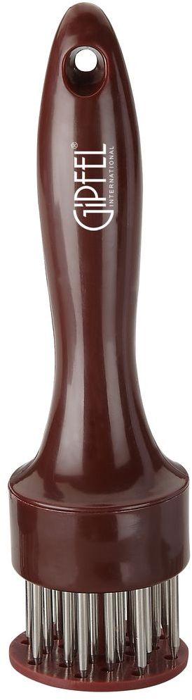 Тендерайзер Gipfel, цвет: бордовый, длина 19 см
