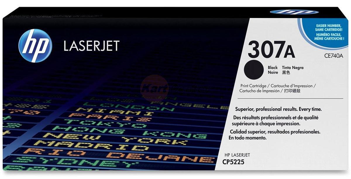 HP CE740A (№307A), Black тонер-картридж для Color LaserJet CP5225CE740AНадежные оригинальные картриджи HP позволяют сохранить высокую производительность, сэкономить время и сократить затраты на расходные материалы. Тонер HP ColorSphere обеспечивает неизменно высокое качество печати маркетинговых, финансовых, проектных и технических документов.Оригинальные картриджи HP с тонером HP ColorSphere обеспечивают высочайшее качество печати рекламных, финансовых, проектных и технических документов. Получайте великолепные результаты, используя различные типы бумаги для профессиональной лазерной печати в офисе.Низкие расходы на печать и высокая эффективность работы. Лазерные картриджи для цветных принтеров HP LaserJet гарантируют безотказную печать неизменно высокого качества. Благодаря своей исключительной надежности эти картриджи обеспечивают бесперебойную работу и позволяют снизить затраты на расходные материалы.