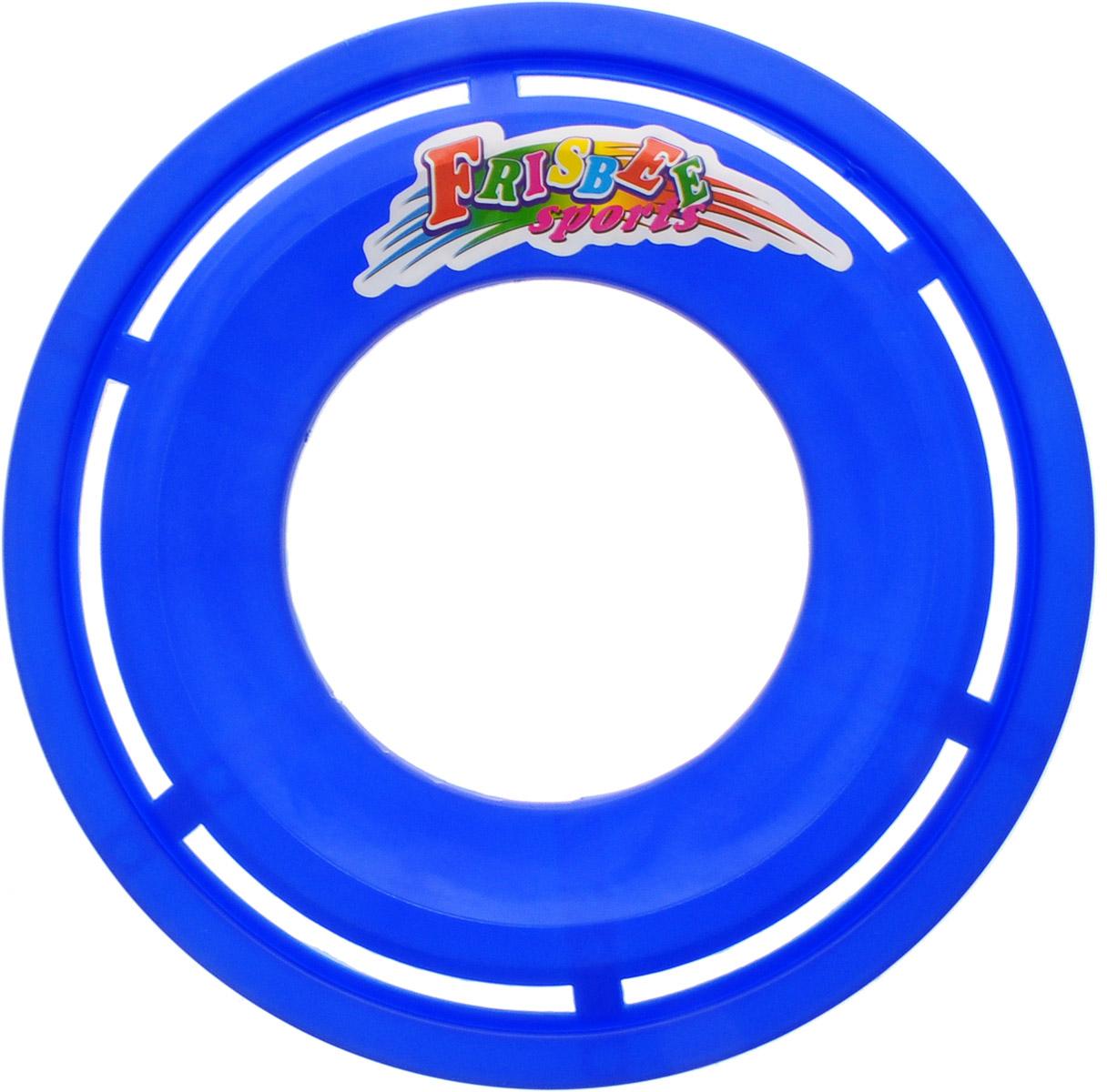 Veld-Co Летающая тарелка цвет синий диаметр 23 см