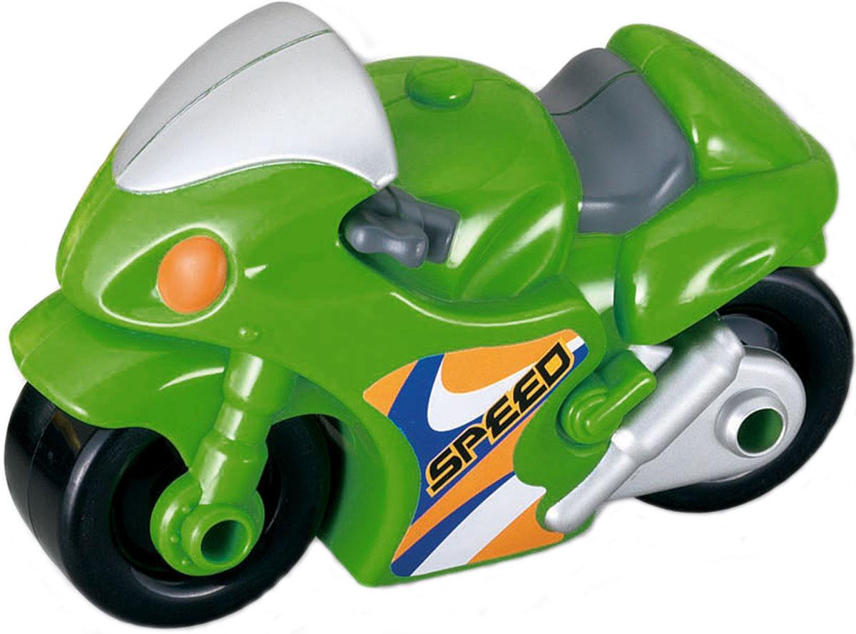 Keenway Мотоцикл цвет зеленый