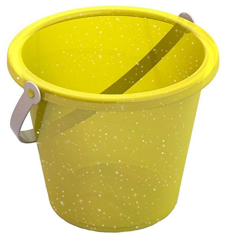 Нордпласт Ведро Морское цвет желтый нордпласт ведро форма замок нордпласт