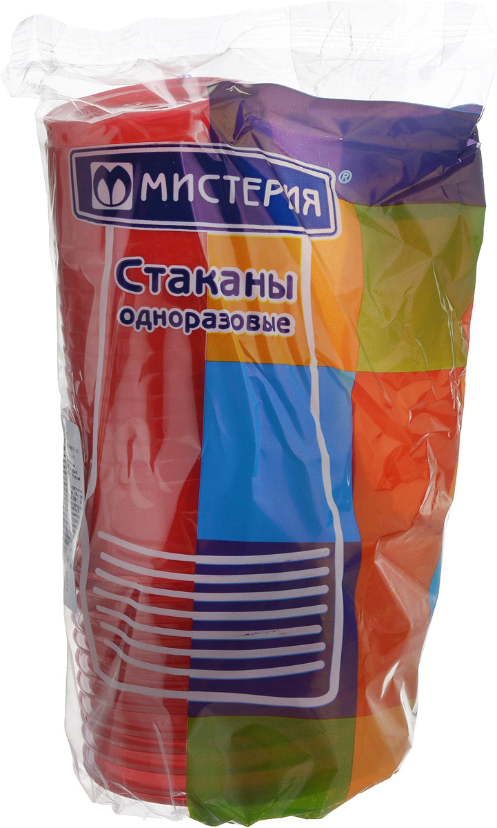 Набор одноразовых стаканов Мистерия, цвет: красный, 200 мл, 12 шт188255я/_зеленыйНабор Мистерия состоит из 12 стаканов, выполненных изполипропилена и предназначенных для одноразового использования. Одноразовые стаканы будут незаменимы при поездках на природу, пикниках и другихмероприятиях. Они не займут много места, легки и самое главное - после использования их ненадо мыть. Диаметр стакана (по верхнему краю): 7 см. Высота стакана: 9,5 см. Объем: 200 мл.