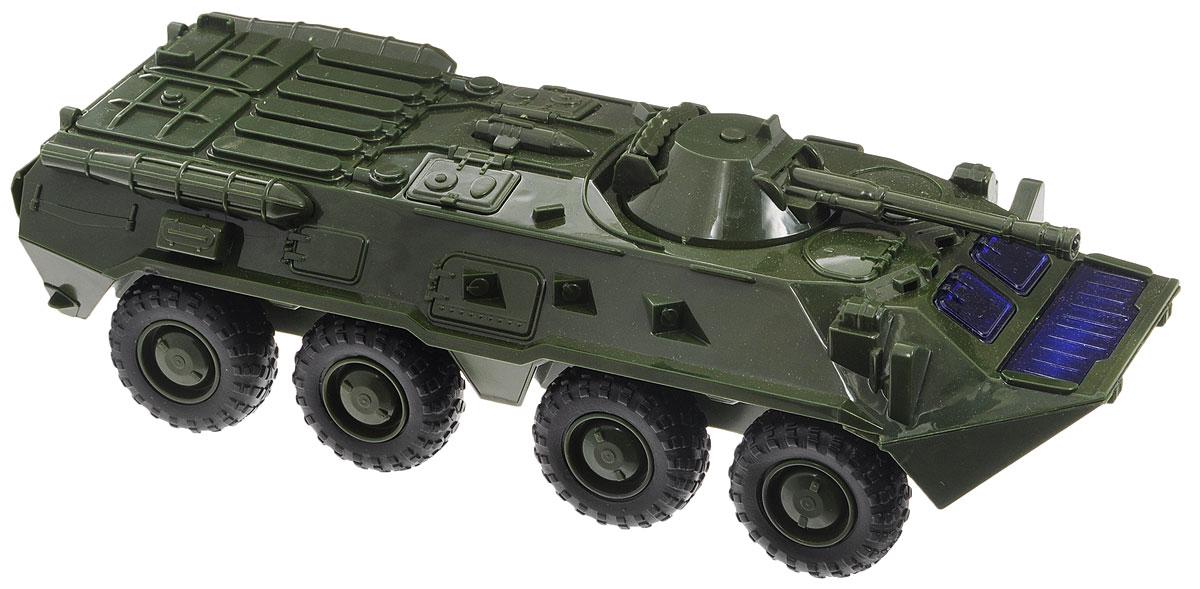 ТехноПарк БТР-80 бронетехника технопарк бтр технопарк