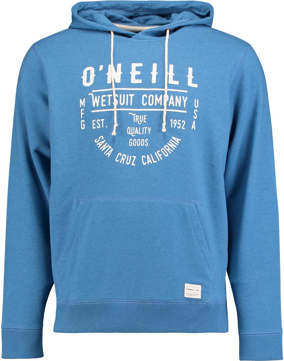 Худи мужское O'Neill Lm Pch Salinas Hoodie, цвет: синий. 7A1420-5124. Размер S (46/48) bosch pch 615b90e в екатеринбурге