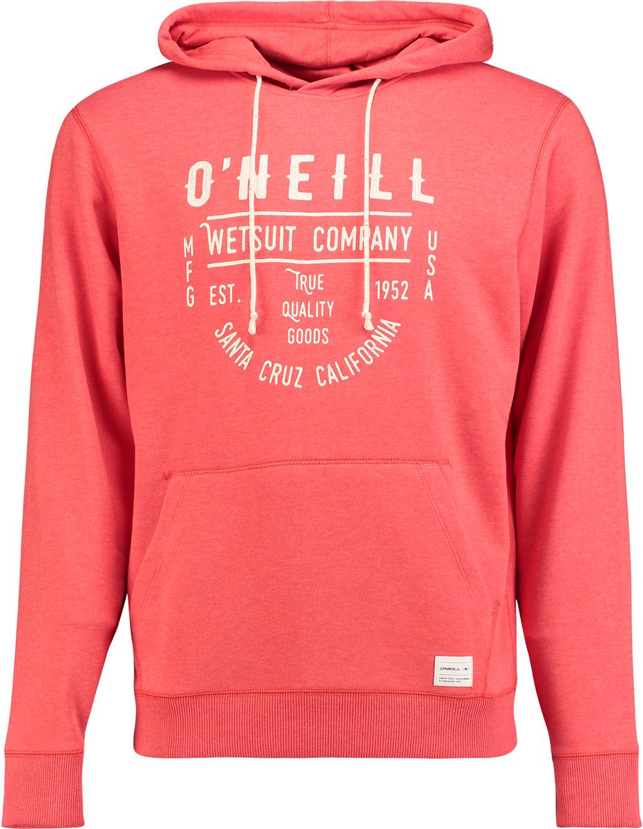 Купить Худи мужское O'Neill Lm Pch Salinas Hoodie, цвет: оранжевый. 7A1420-3077. Размер L (50/52)