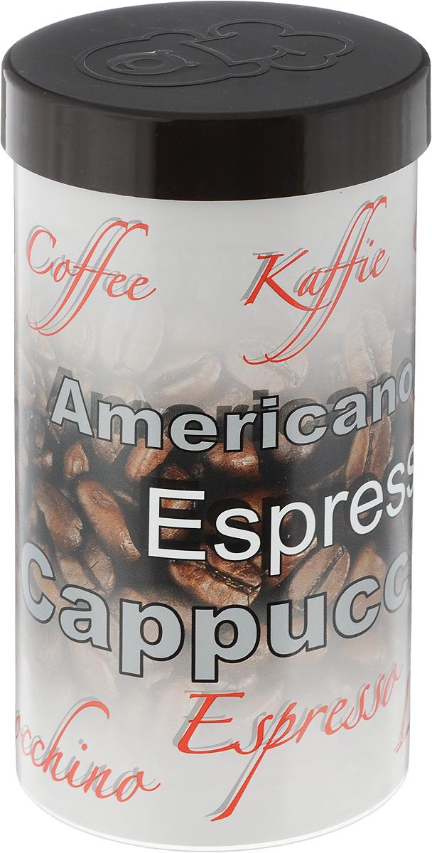 Емкость для хранения кофе Oursson, цвет: бежевый, темно-коричневый, 400 г. JA55054/BRJA55054/BRЕмкость для хранения кофе Oursson изготовлена из высококачественного пластика и оформлена оригинальным принтом. Изделие предназначено для хранения кофе.Современный дизайн изделия сочетает в себе изысканную простоту и элегантность. Емкость для хранения кофе займет достойное место на вашей кухне. Диаметр емкости (по верхнему краю): 9 см. Высота стенки (без учета крышки): 18 см.