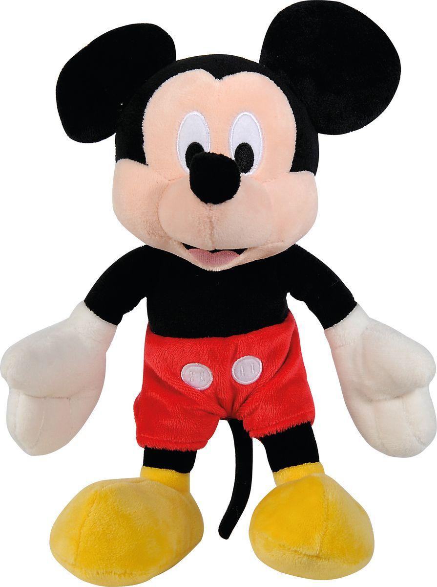 Nicotoy Мягкая игрушка Микки Маус 20 см самокат микки маус