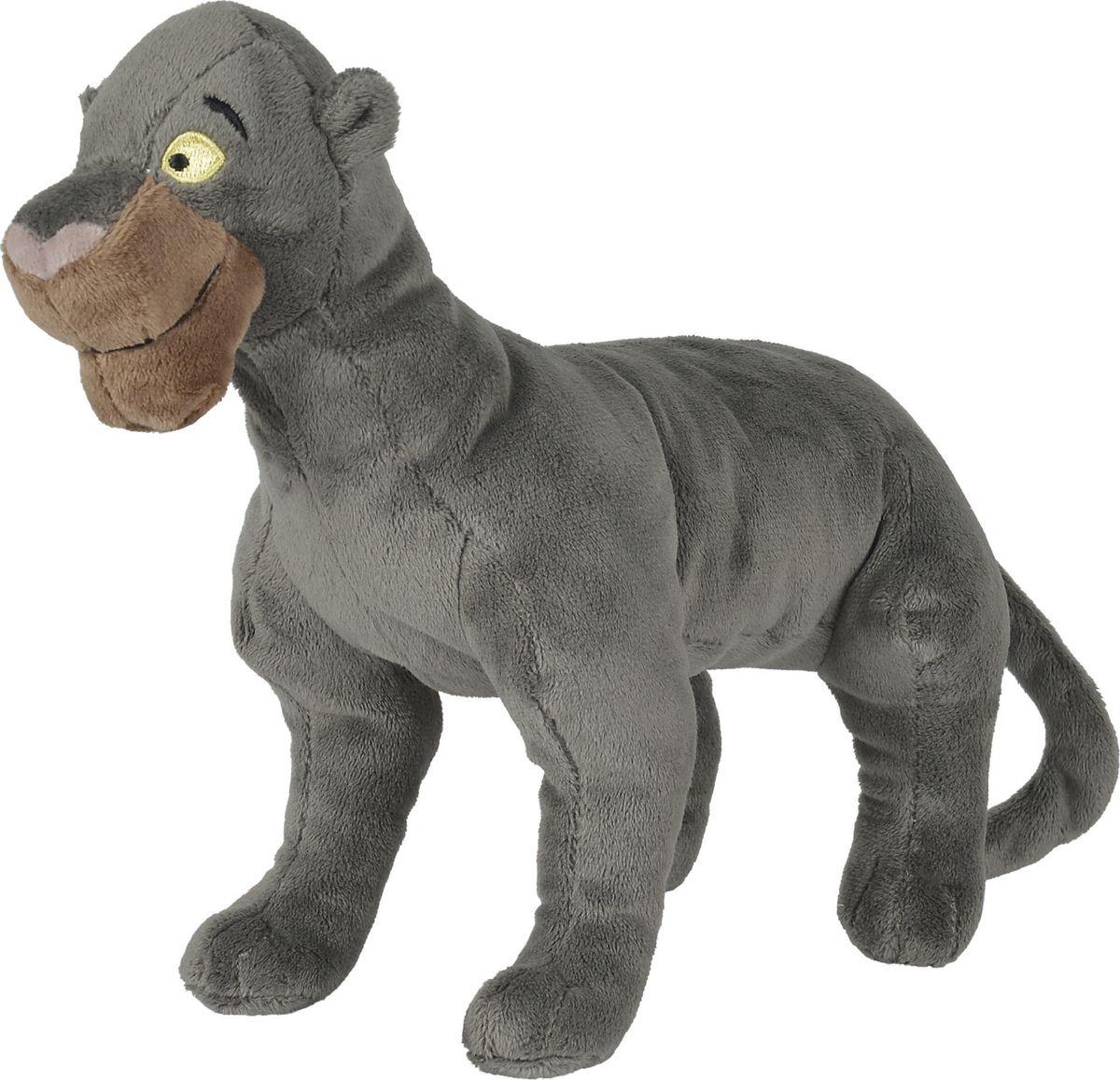 Nicotoy Мягкая игрушка Багира 25 см - Мягкие игрушки