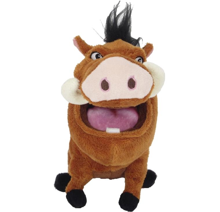 Nicotoy Мягкая игрушка Пумба 17 см мягкая игрушка dreamworks король джулиан 58 см