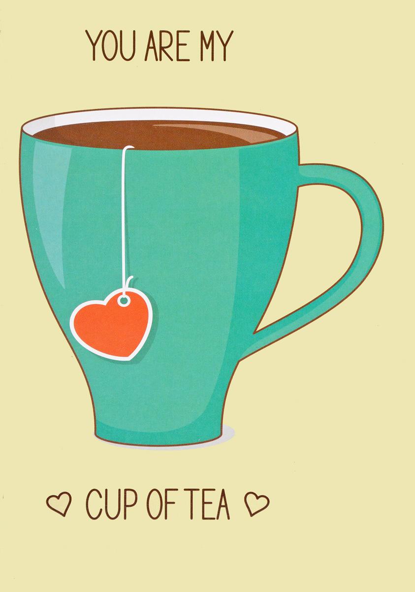 Фото - You Are My Cup of Tea. Блокнот you ji tea 228g