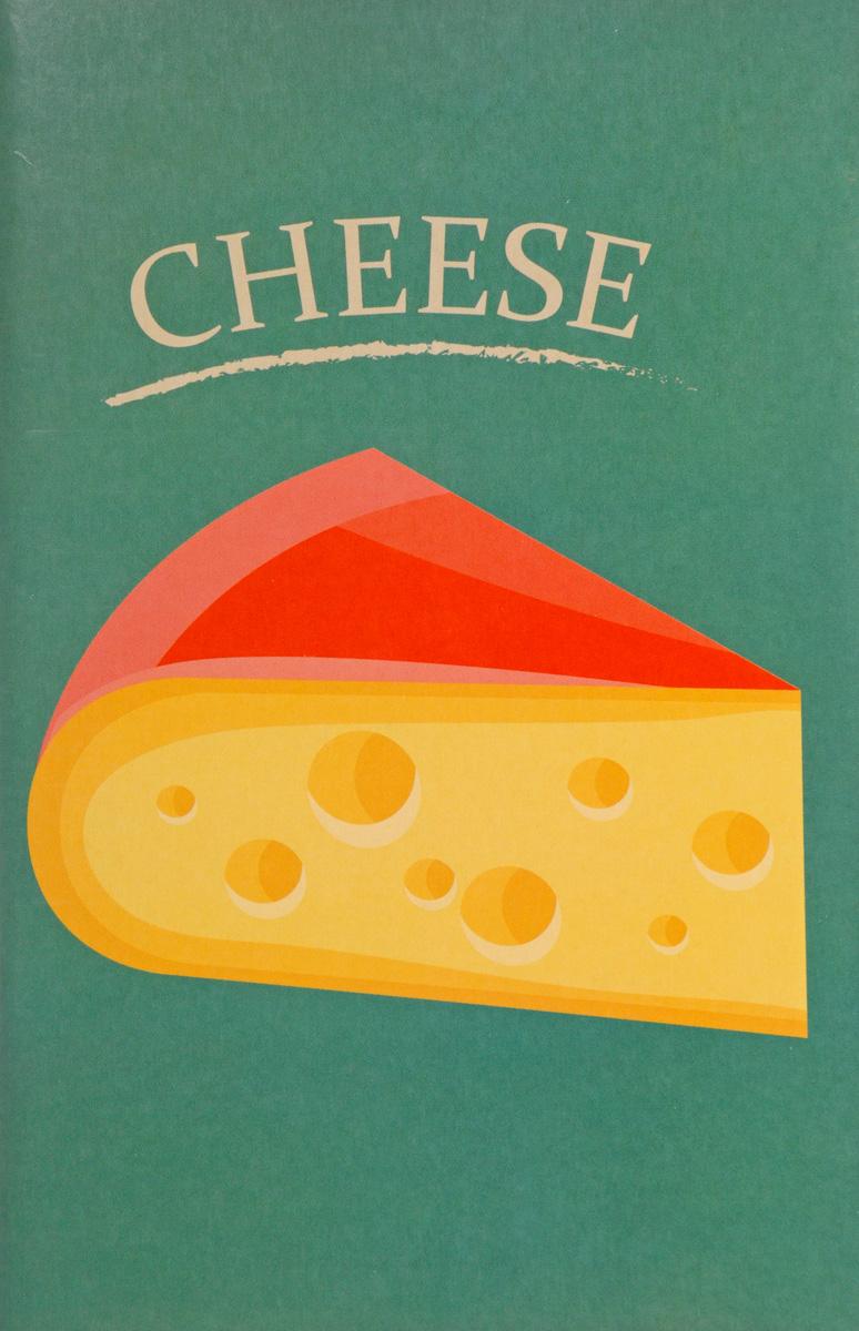 Cheese. Блокнот