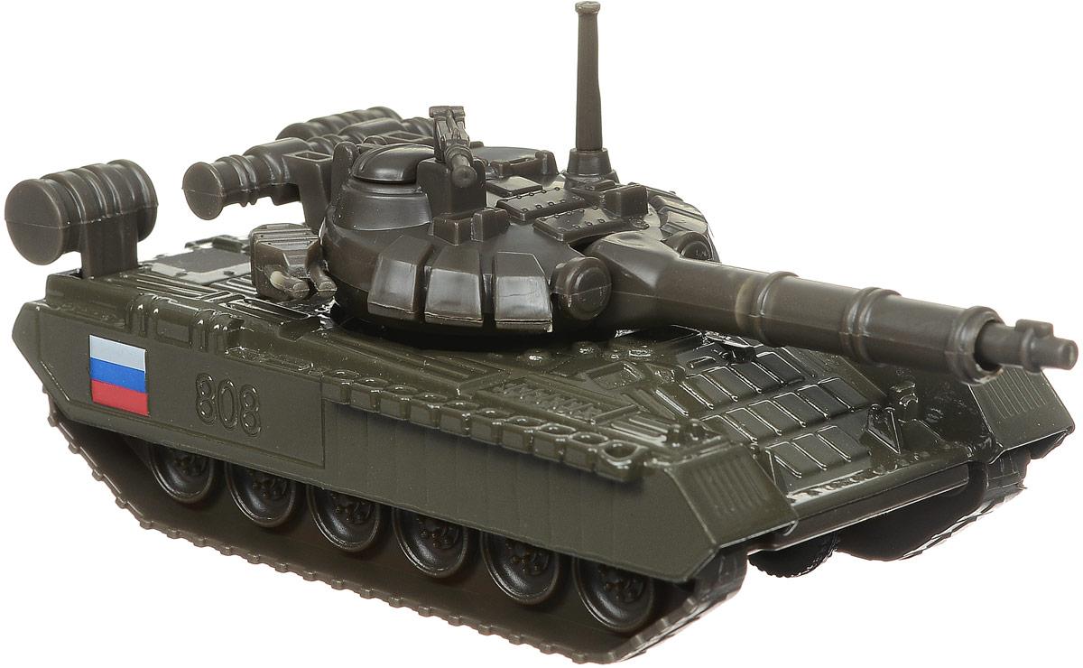 ТехноПарк Танк инерционный T-90 машина технопарк танк т 90 ct12 374 t wb