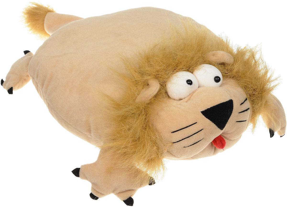 Magic Bear Toys Мягкая озвученная игрушка Лев 35 см plush apple мягкая озвученная игрушка монстр салли 35 см