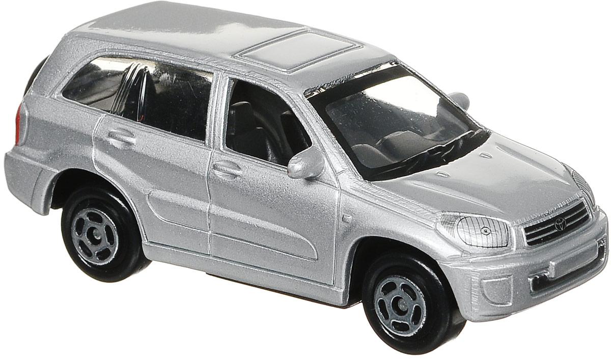 ТехноПарк Автомобиль Toyota RAV4 цвет серебристый TOP608B