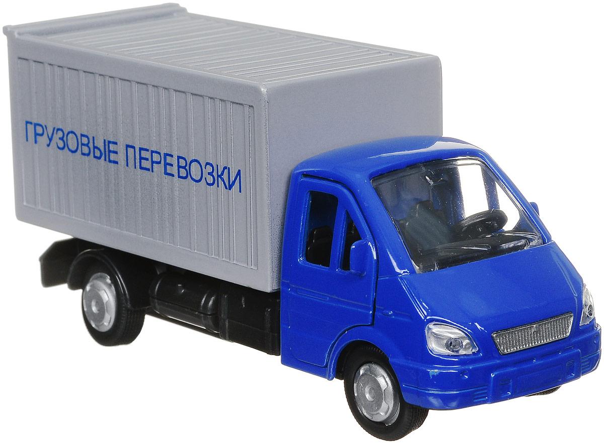 ТехноПарк Автомобиль Газель Грузовые перевозки машинка газель фургон продукты технопарк