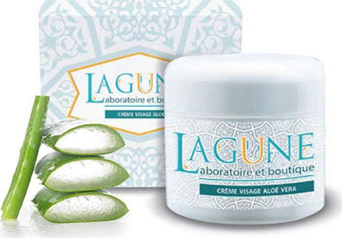 Lagune Увлажняющий крем для лица с алоэ вера 150 мл4627117800116Увлажняющий крем для всех типов кожи. Алоэ Вера содержит аллантоин, который увлажняет и смягчает кожу, а также способствует отделению отмерших клеток, делает кожу мягкой и гладкой. Кроме того, в состав экстракта Алоэ Вера входят натуральные антиоксиданты: витамины C и Е, витамины группы В, бета-каротин. Они замедляют окислительные процессы в клетках, тем самым приостанавливая и процесс старения. Также Алоэ Вера обладает ранозаживляющим, противовоспалительным и антисептическим действием. Алоэ Вера содержит более 200 полезных компонентов: витамины, минералы, аминокислоты, ферменты, флавоноиды, полисахариды и др. Еще одно его преимущество гипоаллергенность. Масло Алоэ Вера редкий косметический ингредиент, который активно стимулирует восстановление кожного покрова на глубоком клеточном уровне, улучшает цвет лица и делает кожу более гладкой, эластичной и матовой, обеспечивает усиленное кровоснабжение, активизирует процессы кожной регенерации и поддерживает естественный водный баланс.