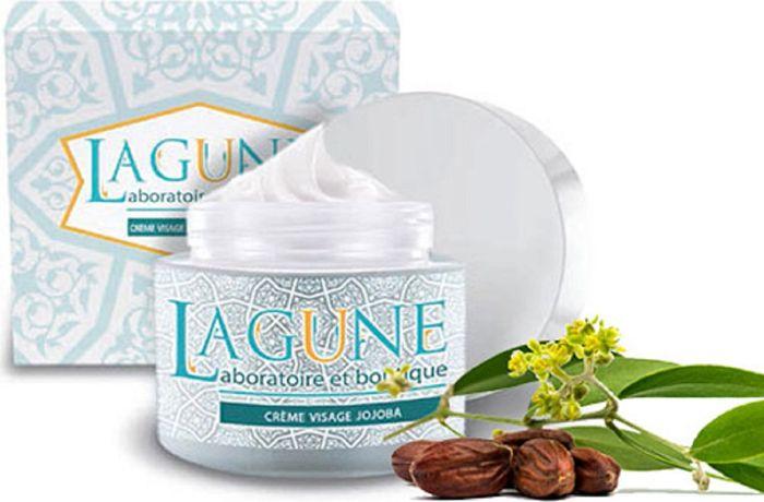 Lagune Питательный крем против морщин для лица с маслом жожоба 150 мл4627117800123Питательный крем защищает кожу от старения, сглаживает мелкие морщинки, делает кожу гладкой и мягкой, выравнивает цвет лица, успокаивает кожу. Рекомендовано для всех типов кожи до 40 лет. Входящее в состав масло жожоба отличается высокой проникающей способностью, регенерирующим, увлажняющим и противовоспалительным действием. При регулярном использовании масло жожоба способствует омоложению усталой и дряблой кожи, устранению морщин и предупреждению появления новых. Масло сладкого миндаля замедляет старение клеток, уменьшает воспалительные процессы, предупреждает расширение пор и налаживает работу сальных желез.
