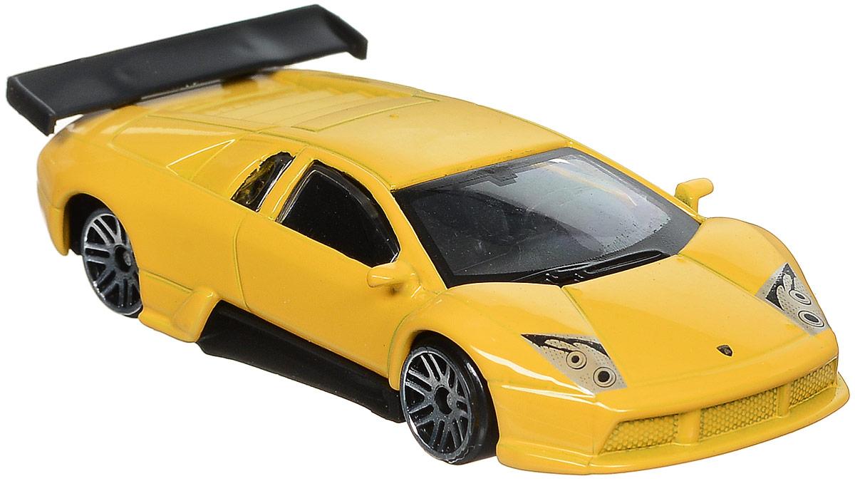 ТехноПарк Автомобиль Lamborghini Murcielago R-GT цвет желтый