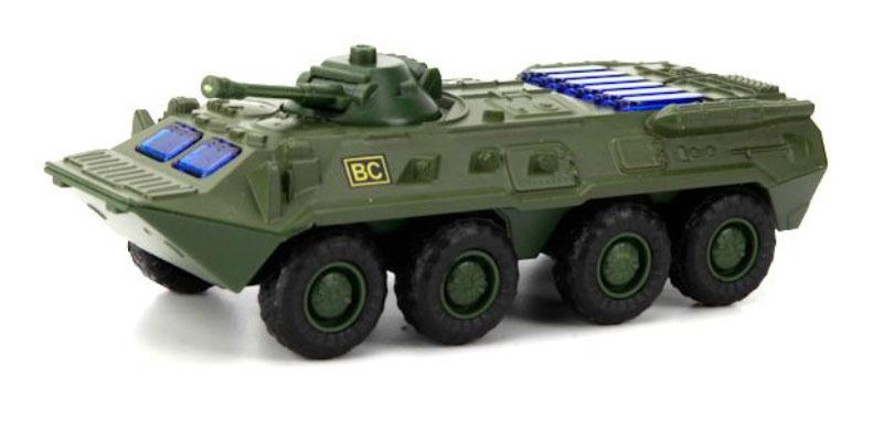 ТехноПарк БТР-80 инерционный бронетехника технопарк бтр технопарк