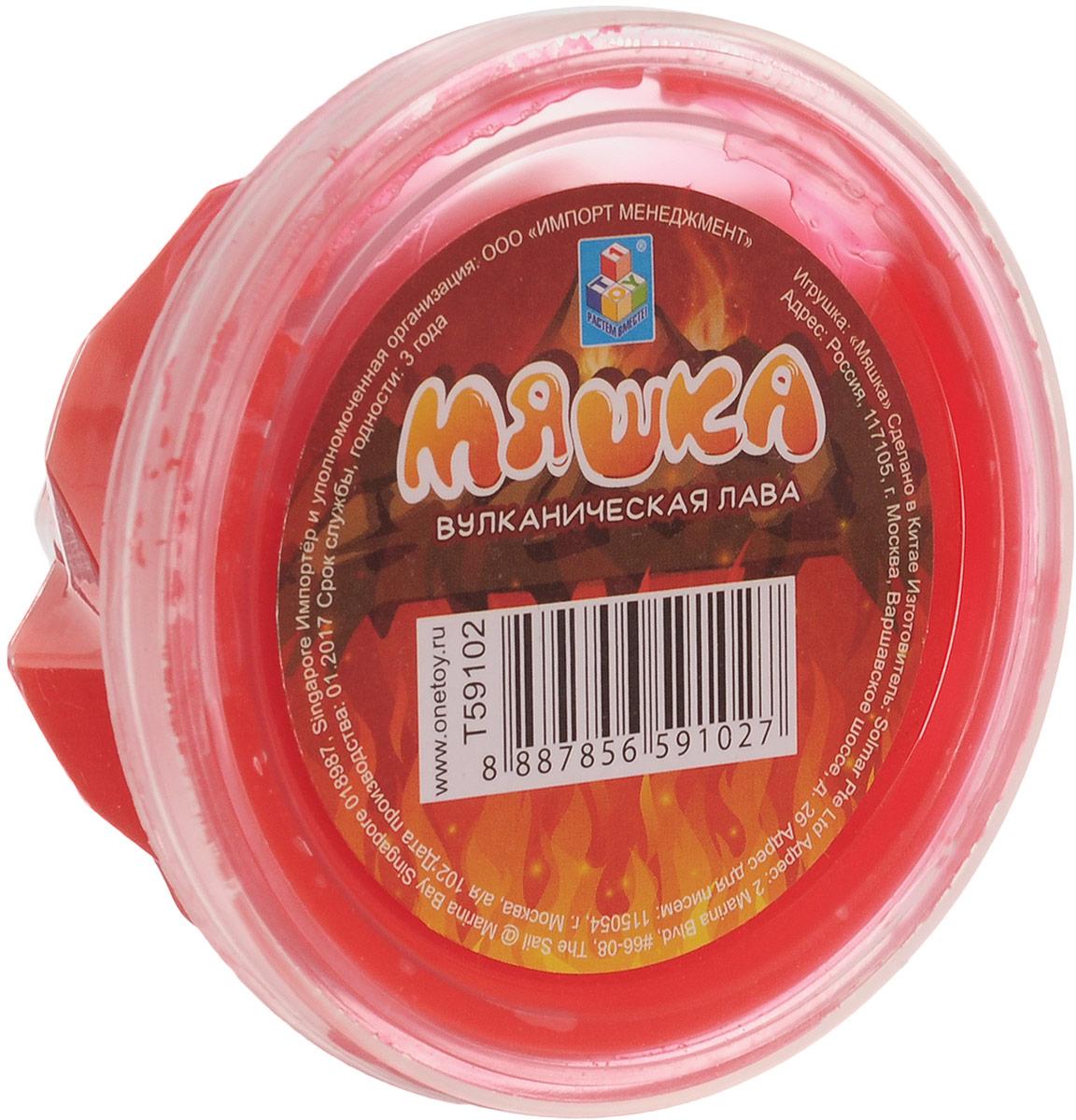 1TOY Жвачка для рук Вулканическая лава 65 г лобзик makita 4329k