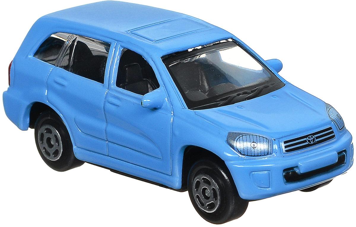 ТехноПарк Автомобиль Toyota RAV4 цвет голубой TOP608B
