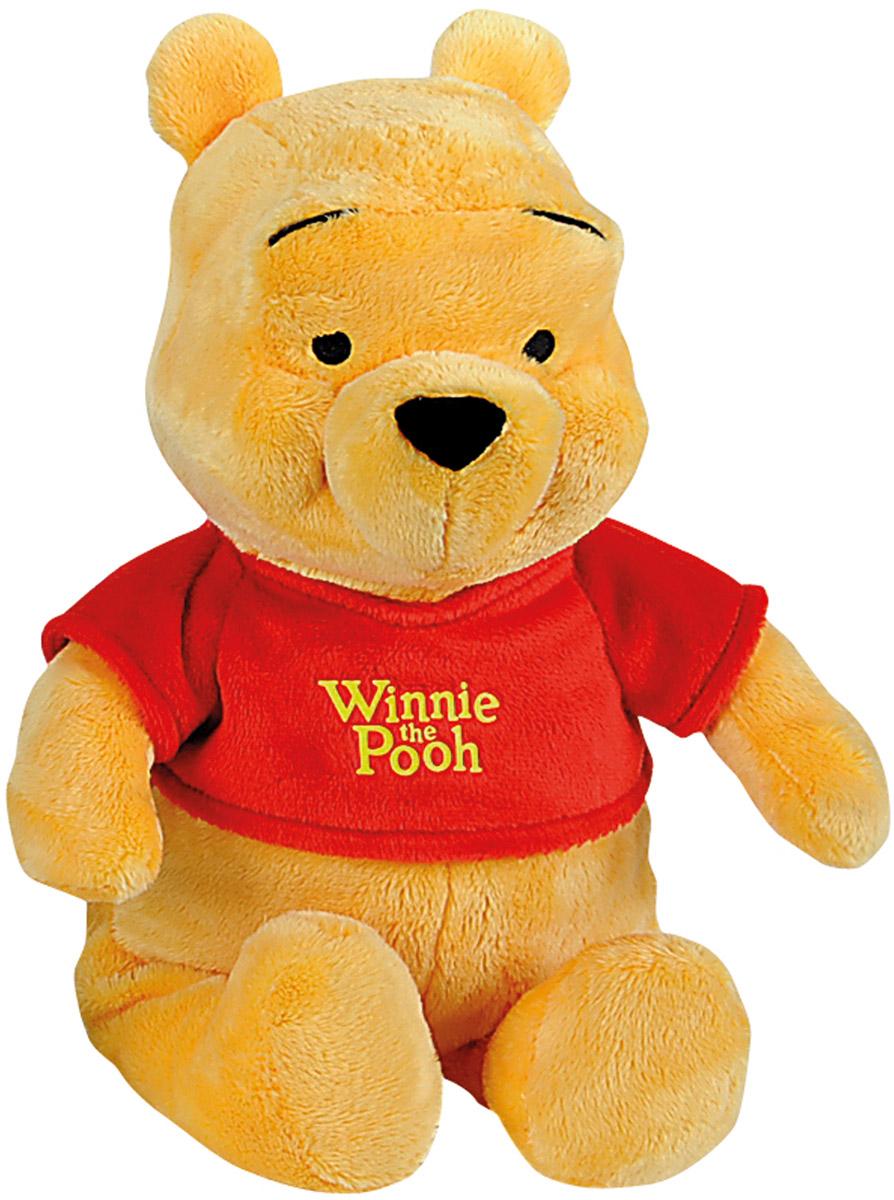 Nicotoy Мягкая игрушка Медвежонок Винни 35 см малышарики мягкая игрушка собака бассет хаунд 23 см