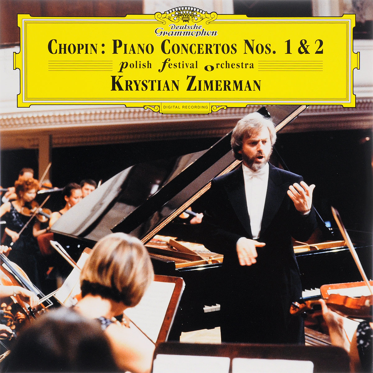 Кристиан Цимерман,Polish Festival Orchestra Krystian Zimerman. Chopin. Piano Concertos Nos. 1 & 2 (2 LP) 4 hepa filter 6 side brush 3l 3r kit for ecovacs dibea x500 x580