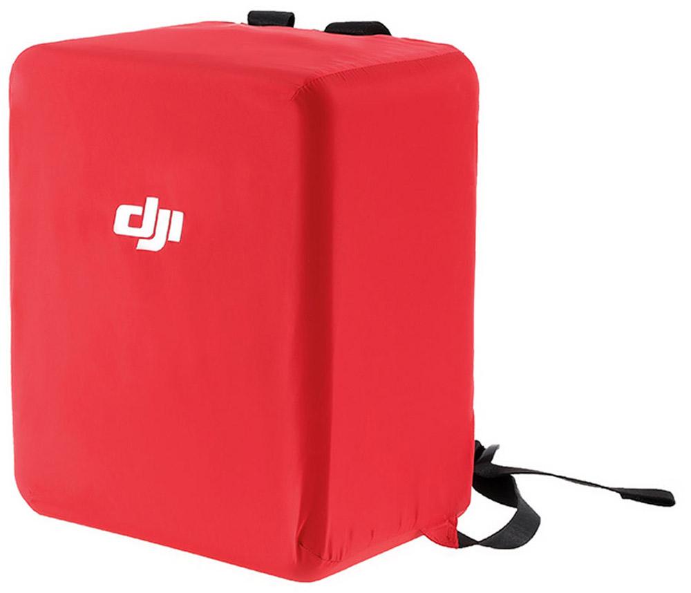 DJI Чехол Wrap Pack для квадрокоптера Phantom 4 цвет красный