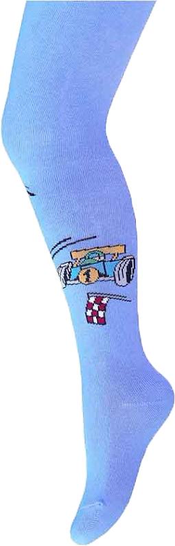 Колготки детские Брестские School, цвет: голубой. 14С3280_444. Размер 104/110 колготки детские брестские