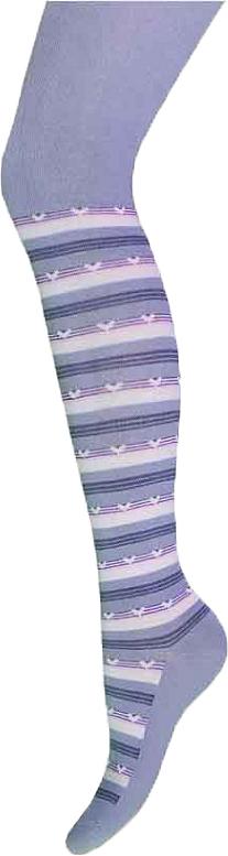 Колготки для девочки Брестские School, цвет: светло-серый. 14С3280_058. Размер 128/134 колготки для девочки брестские school цвет темно синий 14с3280 062 размер 140 146 10 11 лет