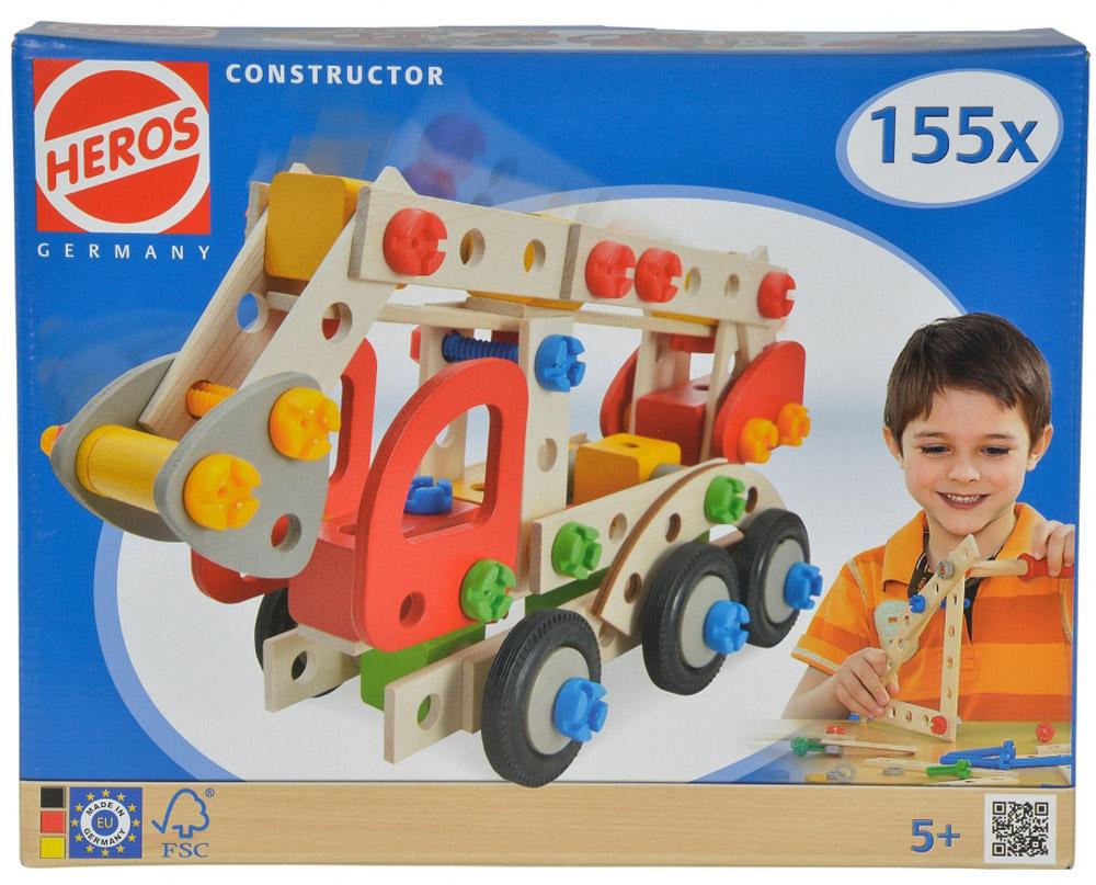 Heros Конструктор Пожарная машина