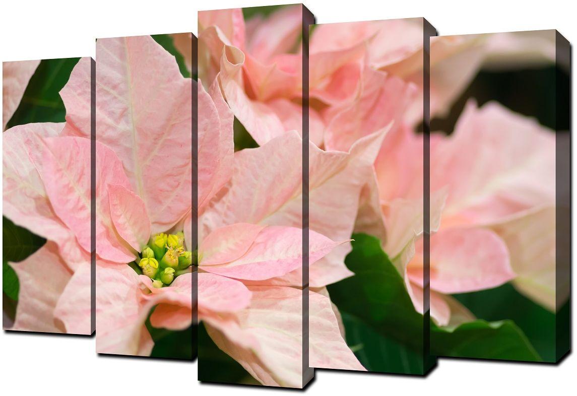 """Модульная картина """"Milarte"""" - это прекрасное решение для декора помещения. Картина состоит из пяти модулей. Холст натянут на подрамник """"галерейной натяжкой"""" и закреплен с обратной стороны. Цифровая печать. Изделие устойчиво к выцветанию. Толщина подрамника 2 см, он исключает провисание полотна.   Рекомендованное расстояние между сегментами составляет 1,5-2 см.Размер изображения: 80 х 125 см. Размер модулей: 63 х 25 см, 71 х 25 см, 80 х 25 см, 71 х 25 см, 63 х 25 см.    Крепление в комплекте. Уход: можно протирать сухой мягкой тканью."""