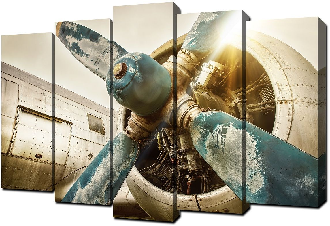 Картина модульная Milarte, 80 х 125 см. V-319