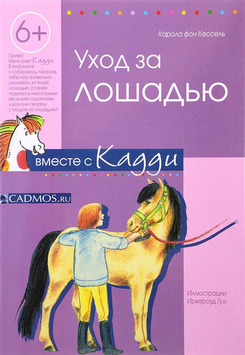 Карола фон Кессель Уход за лошадью вместе с Кадди tomy прицеп для перевозки лошадей с лошадью и жеребенком с 3 лет