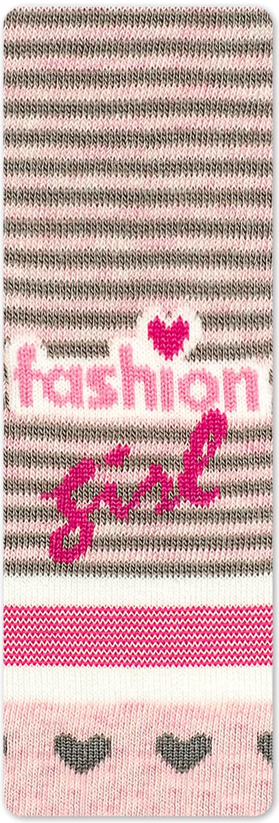 Колготки для девочки Conte Kids Tip-Top, цвет: светло-розовый. TIP-TOP_400. Размер 104/110