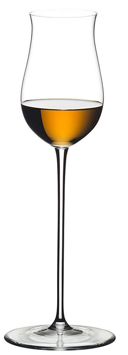 Фужер Riedel Spirits, 152 мл1449/71Фужер Riedel Spirits выполнен из прочного стекла. Фужер предназначен для подачи коньяка. Он сочетает в себе элегантный дизайн и функциональность. Благодаря такому фужеру пить напитки будет еще вкуснее.Фужер Riedel Spirits прекрасно оформит праздничный стол и создаст приятную атмосферу за романтическим ужином. Такой фужер также станет хорошим подарком к любому случаю. Диаметр фужера (по верхнему краю): 4,7 см. Высота фужера: 23,5 см.