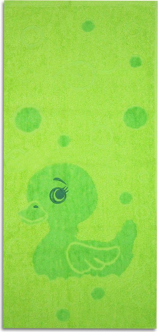 Полотенце махровое Bravo Уточка, цвет: зеленый, 33 х 70 см71121Полотенце Уточка выполнено из натуральной махровой ткани (хлопок, бамбук). Изделие отлично впитывает влагу, быстро сохнет, сохраняет яркость цвета и не теряет форму даже после многократных стирок.Полотенце очень практично и неприхотливо в уходе. Оно создаст прекрасное настроение и украсит интерьер в ванной комнате.