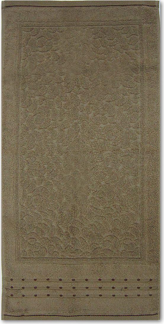 Полотенце махровое Bravo Морион, цвет: коричневый, 50 х 90 см85547Полотенце Морион выполнено из натуральной махровой ткани (100% хлопок). Изделие отлично впитывает влагу, быстро сохнет, сохраняет яркость цвета и не теряет форму даже после многократных стирок. Полотенце очень практично и неприхотливо в уходе. Оно создаст прекрасное настроение и украсит интерьер в ванной комнате.