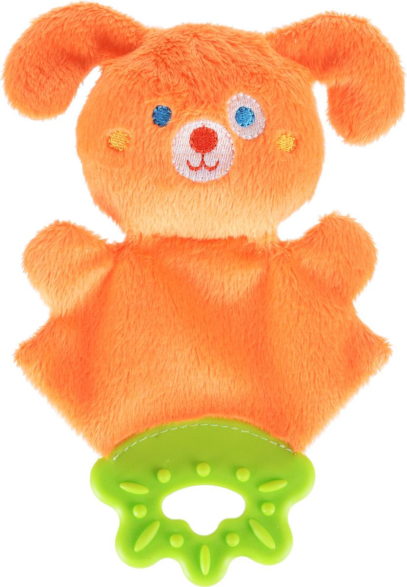 Мякиши Погремушка ШуМякиши Мистер Гуф с прорезывателем игрушка погремушка мякиши медвежонок колечко