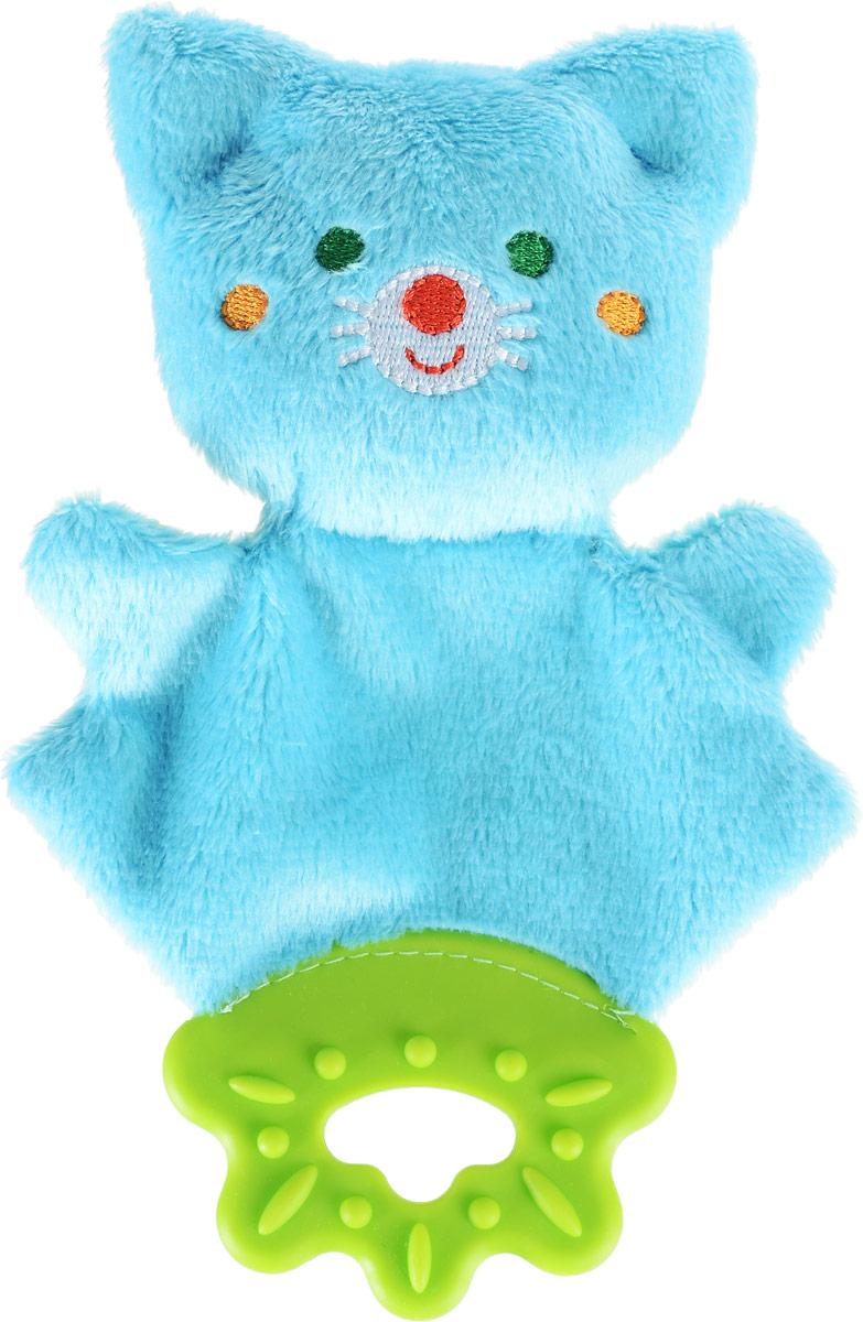 Мякиши Погремушка ШуМякиши Мистер Том с прорезывателем игрушка погремушка мякиши медвежонок колечко