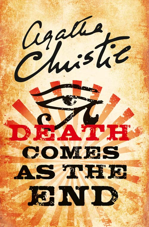Death Comes as the End christie a death in the clouds