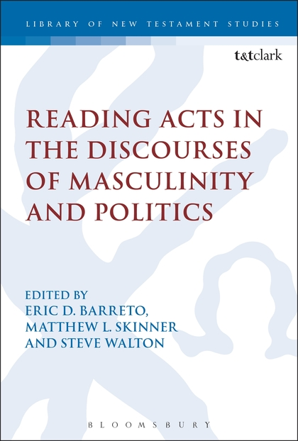 Reading Acts in the Discourses of Masculinity and Politics circumcision